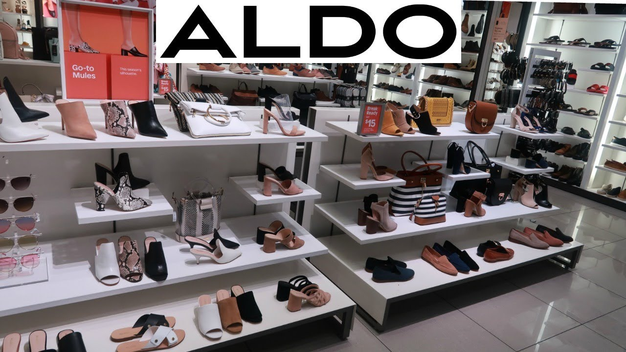 01ee39a3 ALDO SHOES * COME WITH ME /MARCH 2019 - YouTube