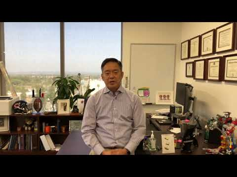 2020 OC/HD Town Hall Invitation from David Kim, MD