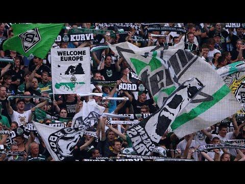 Borussia Mönchengladbach Fans (UEFA Champions League ...