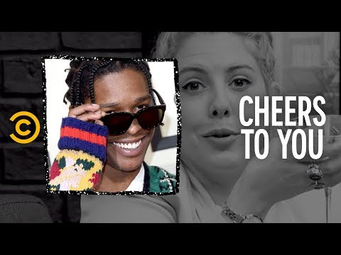 Toasting to A$AP Rocky's Orgy, Buffalo Wild Wings' Pumpkin Spice Flavor & More