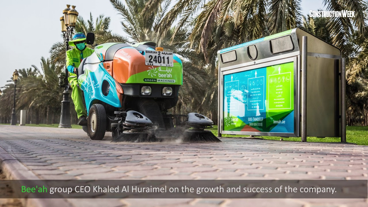 The growth of Bee'ah: Group CEO exclusive with FM Middle East - Part 1