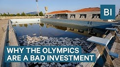 The Olympics Are A Terrible Investment For The Host City -Here's Why