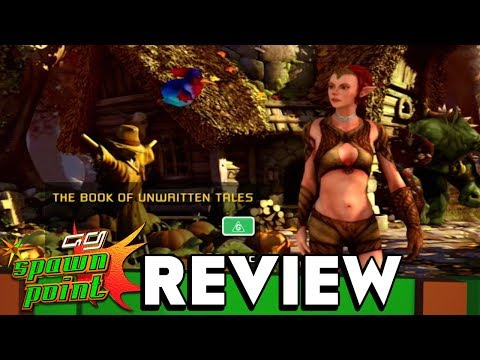The Book Of Unwritten Tales | Game Review