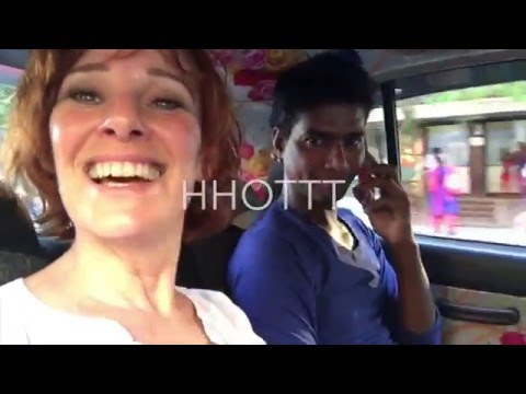 don't talk to strangers?   vegan travels india   dara dubinet