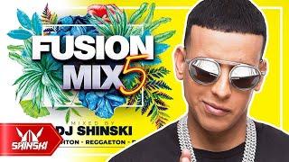 Best Reggaeton, Afrobeat, Dancehall, Pop Moombahton - Fusion Video Clean Mix Vol 5 - DJ Shinski - best reggaeton music 2019