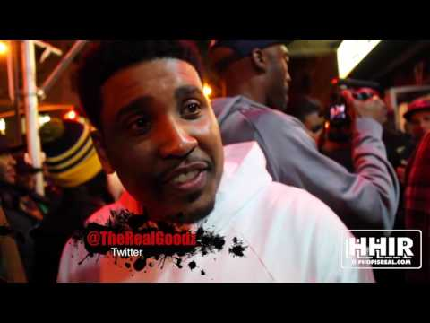 GOODZ TALKS TEAMING UP WITH CHARLIE CLIPS - FLASHBACK (DOUBLE IMPACT)