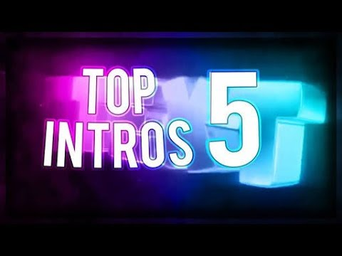 Top 5 Intros Sin Nombre. Descarga Gratis En Mediafire