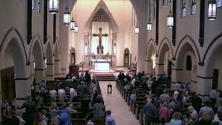 Fourth Sunday of Easter - 10:30 AM Sunday Mass at St. Joseph's (4.25.21)
