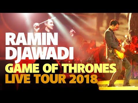 GAME OF THRONES  Cologne 2018 feat Ramin Djawadi