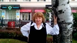 Galina Serebryakova визитка