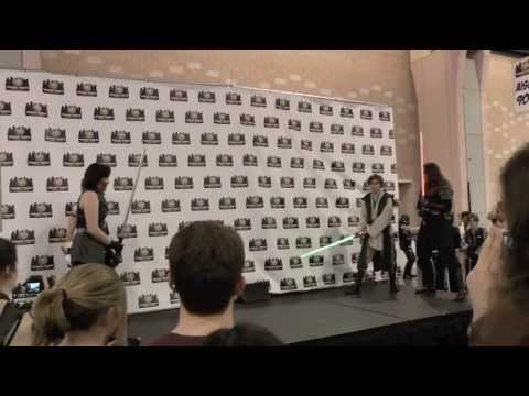 Philadelphia Comic Con (Artist Interviews) from YouTube · Duration:  8 minutes 31 seconds