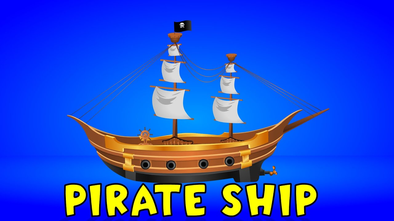 pirate ship videos for kids kids games videos for children
