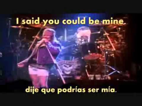 Guns And Roses   You Could Be Mine Subtitulado En Español Ingles
