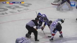 DESTIL TRAPPERS VS. MOSKITOS ESSEN( 22-1-2017 )