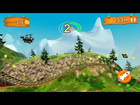Knutsen  Ludvigsen On Track Android Gameplay Video