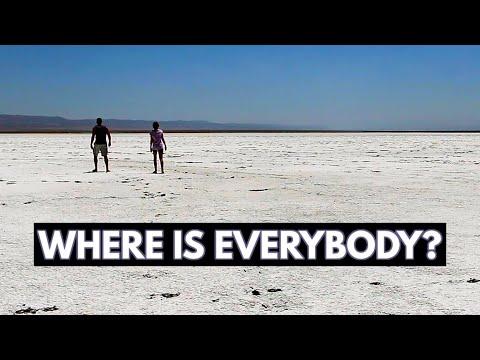 Carrizo Plain National Monument - Remote California (Vlog)