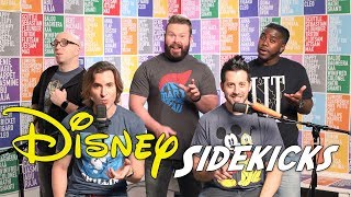 ACA TOP 10  - DISNEY SIDEKICKS