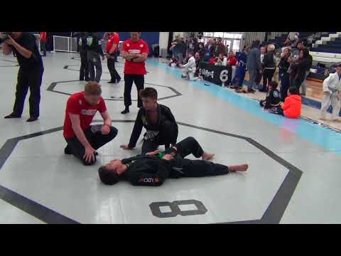 Dauntless BJJ Caleb Sachetti Competes At The 2017 World Submission BJJ Championships