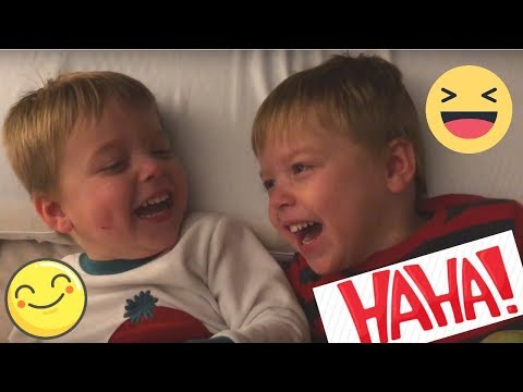 Fuller House Twins laughing til it hurts - beware this is super cute