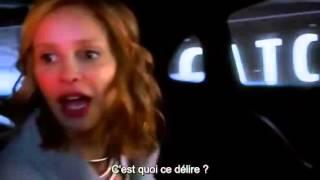 "Supergirl 1x02 ending scene vostfr ""Supergirl and Mlle Grant"""