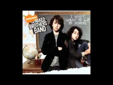 I'll Do Anything-The Naked Brothers Band (w\ lyrics)
