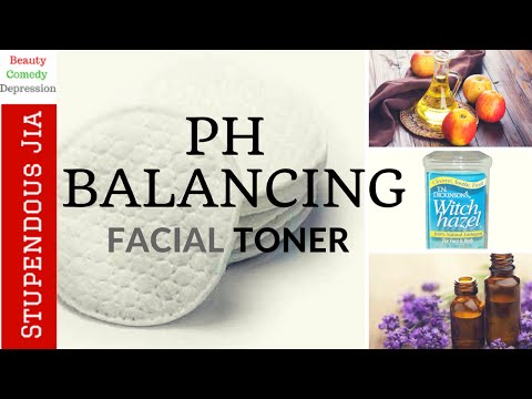 pH Balancing Facial Toner