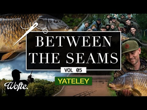 Fishing At Yateley SANDHURST LAKE Exclusive | Between The Seams Vol.5 | Wofte CARP FISHING In Autumn