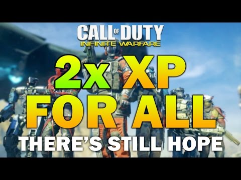 The Double XP Problem In Infinite Warfare - How Can We Fix It? (IW Double XP Weekend)