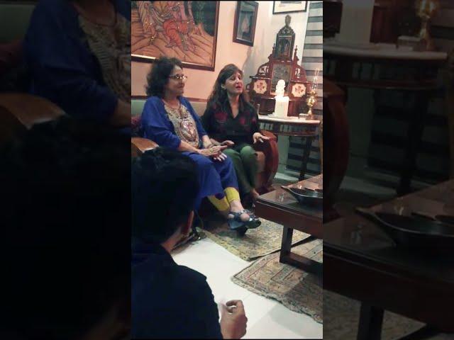 #Short | Bushra Ansari's sister Sumbul Shahid passes away due to COVID