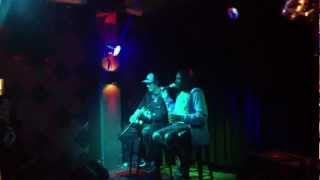 Zion - Pour Habit, open mic @ Cornish Arms Melbourne