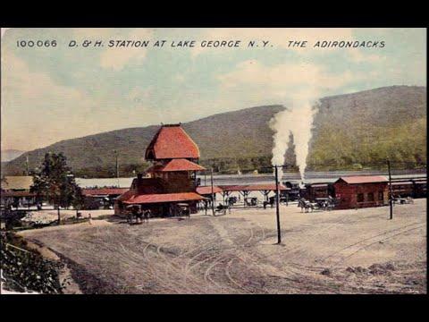 Railroad Tour: Fort Edward Amtrak Station