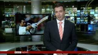 Sachin Tendulkar Retires - BBC World Special