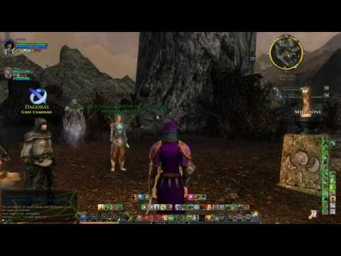 Lord of The Rings Online - Gap of Rohan Isengard The Warg Captain