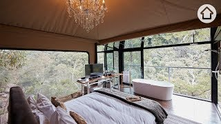 Taking glamping to a new level of luxury!