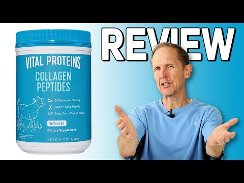 Vital Proteins Collagen Peptides Review   Do you need it?