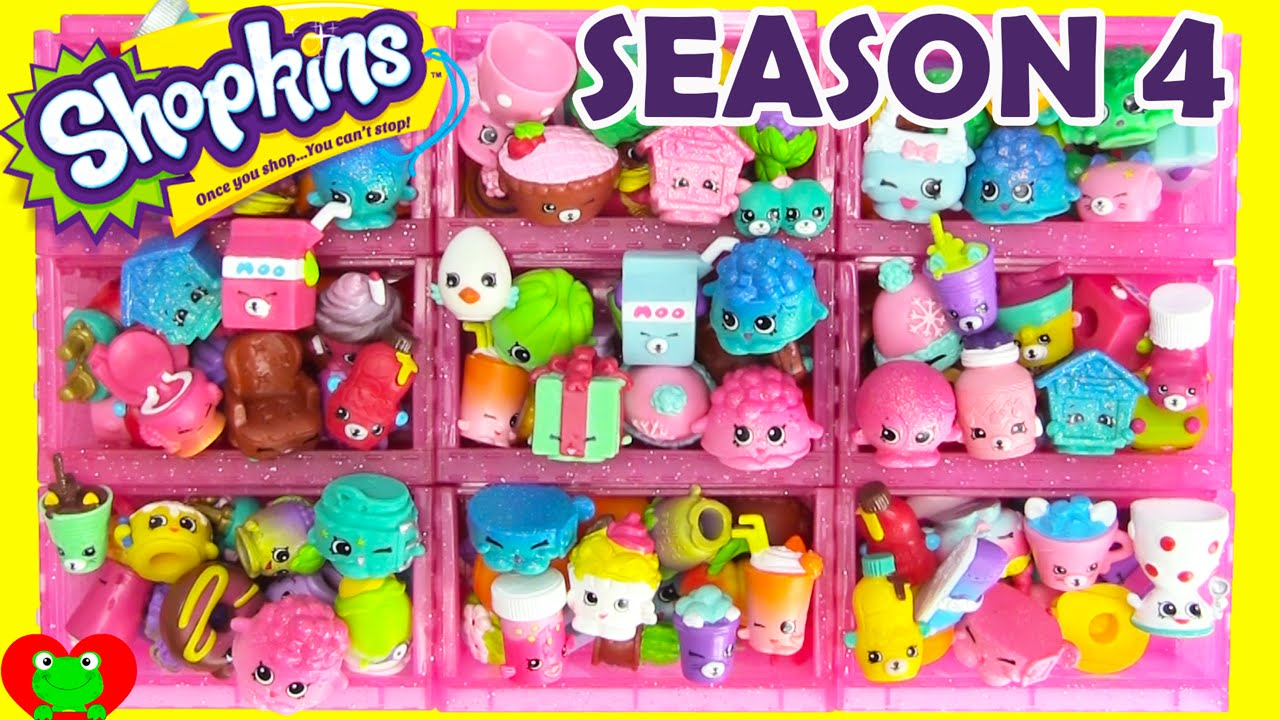 Shopkins Season 4 Glitter Ultra Rares And Petkins GIANT Opening Part 2 Toy Genie