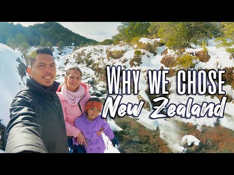 WHY NEW ZEALAND? Choosing NZ Over Australia Or Canada As A Student Visa Holder // OFW In NZ