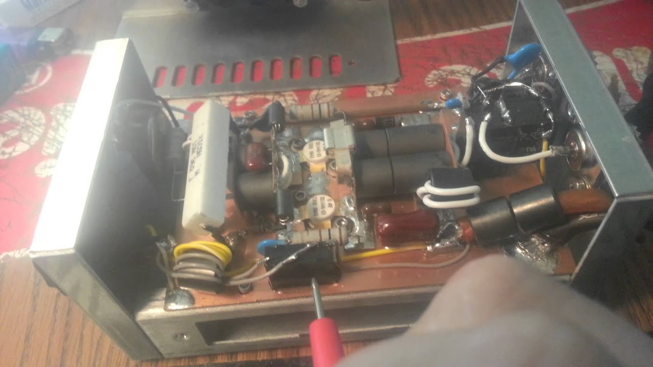 Gatekeeper 2x1446 Linear 10m Amp Ab Biasing Proof Youtube Electronic Gate Keeper