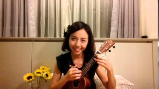 烏克麗思【思念是一種病 X Stop crying your heart out X Where is the love】Ukulele