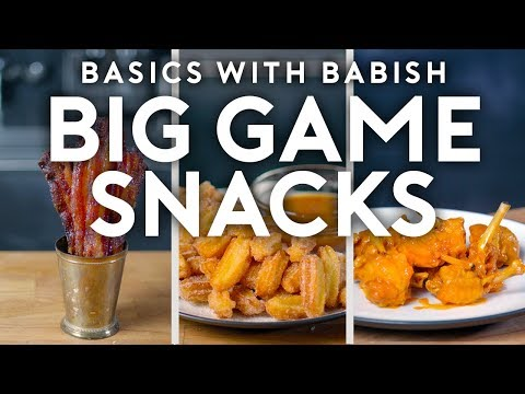 None - Check Out These Snack Ideas For The Big Game