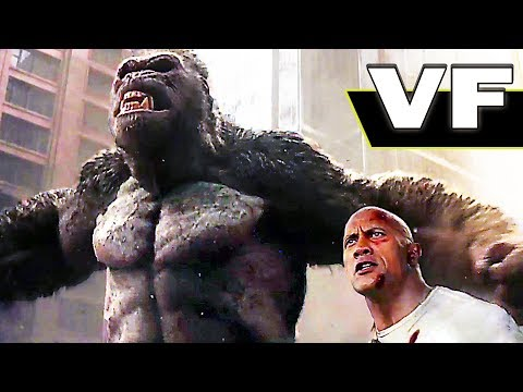 RAMPAGE [FULL movies] # 3 (Dwayne Johnson, 2018)