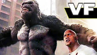 RAMPAGE Bande Annonce VF # 3 (Dwayne Johnson, 2018) streaming