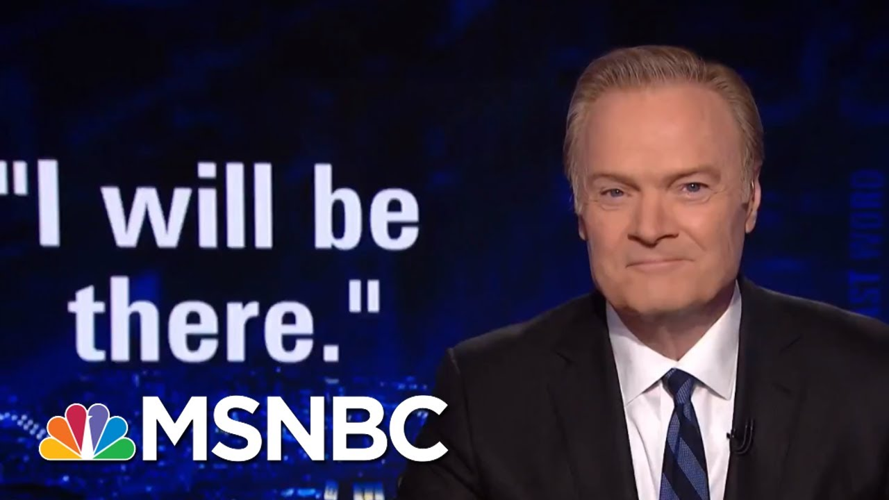 Lawrence: GOP Senators Already Have Minds Made Up | The Last Word | MSNBC