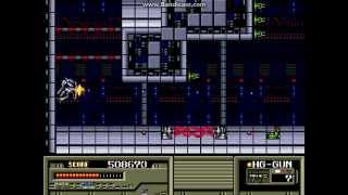 Target Earth (Sega Genesis) Stage 8 - The Final Conflict (2 of 3)