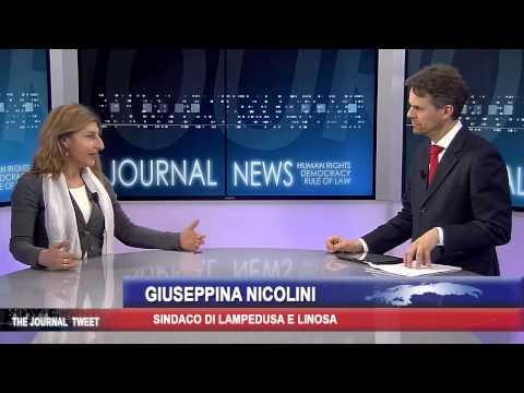 Interview with Giuseppina Nicholini, Mayor of Lampedusa