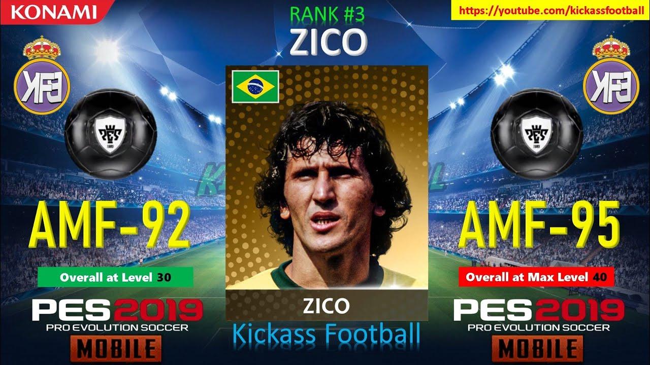 Zico pes 2019 db