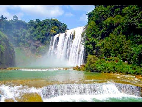 China Guizhou Huangguoshu Waterfall (www.China-Memo.com)