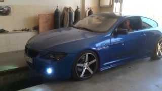 Тюнинг Краснодар спортивный выхлоп BMW 645i tuning exhaust (tuning-elite.com)(Изменение звучания штатной выхлопной системы., 2015-08-09T19:48:58.000Z)