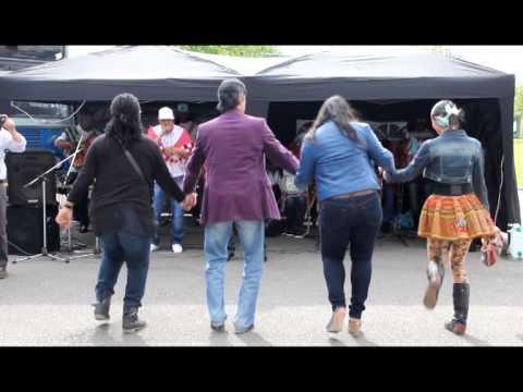 Indigenous Movement at Bijlmer Parktheatre Amsterdam