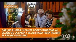 Carlos Rubira Infante falleció a los 96 años de edad  - Teleamazonas